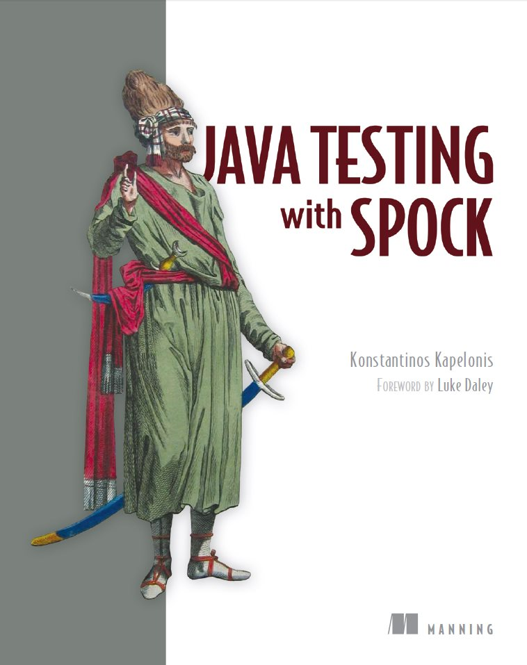 Java Testing with book cover